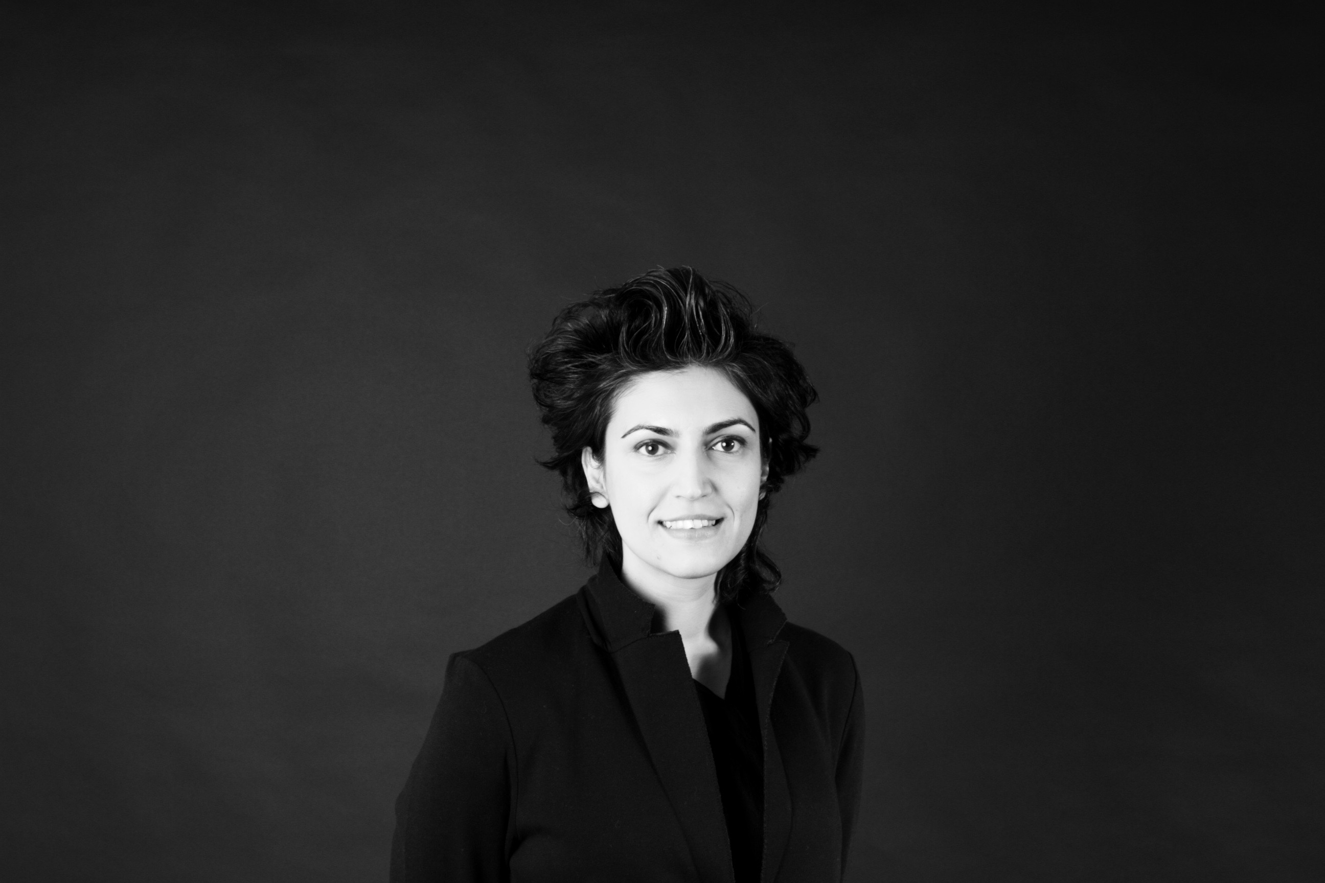 Portrait von Bahar Ebrahim