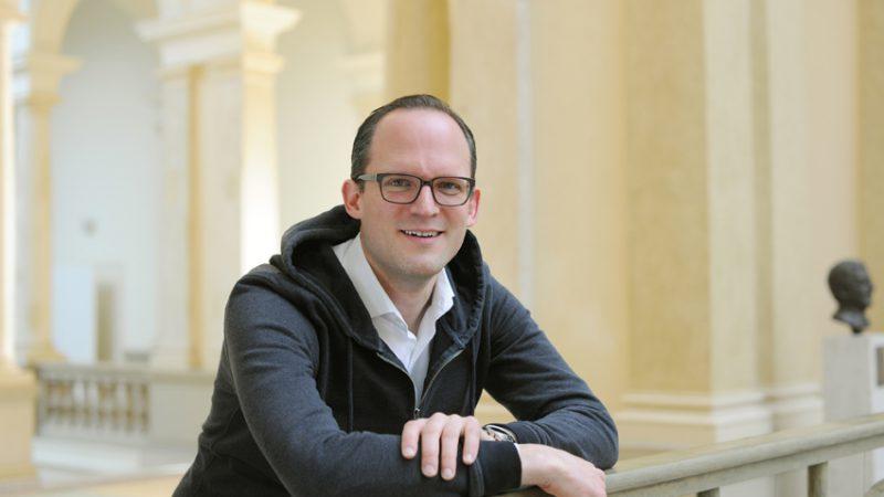 Antidiskriminierungspolitischer Sprecher Sebastian Walter von den Berliner Grünen