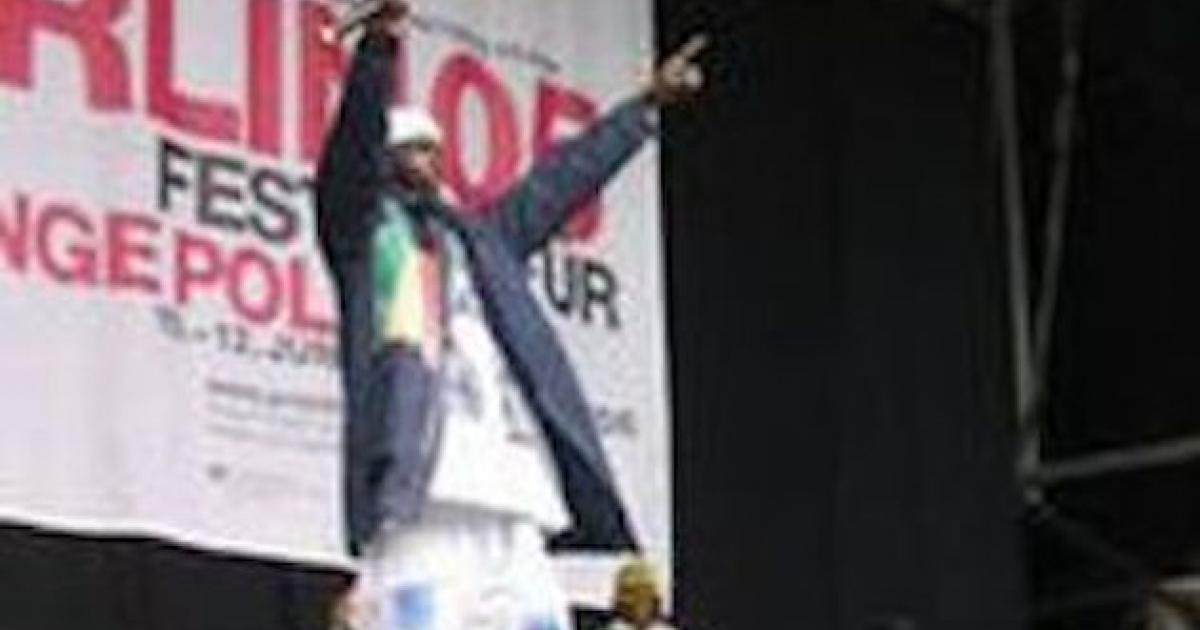 A Black Thang? Globaler Rap, kulturelle Hybridisierung und